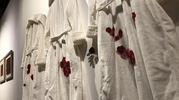Menstruation Dressing Gowns Exhibition