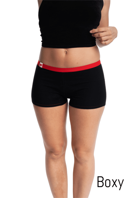 Boxer absorbant post partum boxy l'ovary